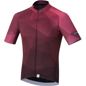 Shimano Breakaway Maillot de cyclisme Homme, purple